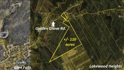 Golden Grove Road, Saint John
