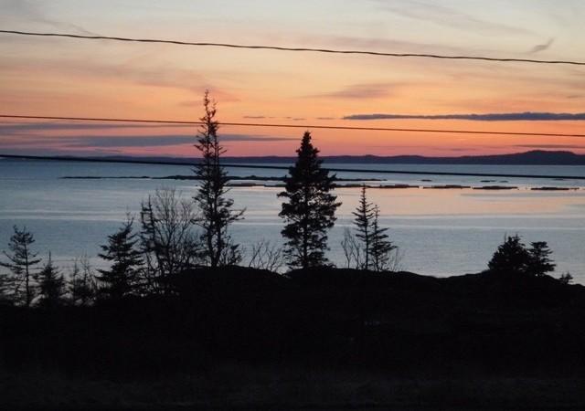181 ridge sunset