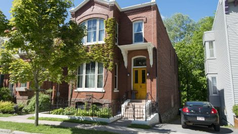 Historically Significant Residence! 27 Gooderich St., Saint John