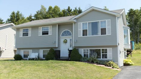 Fully Finished Basement with Pellet Stove! Appliances Included! 32 Carlile Cres., Saint John