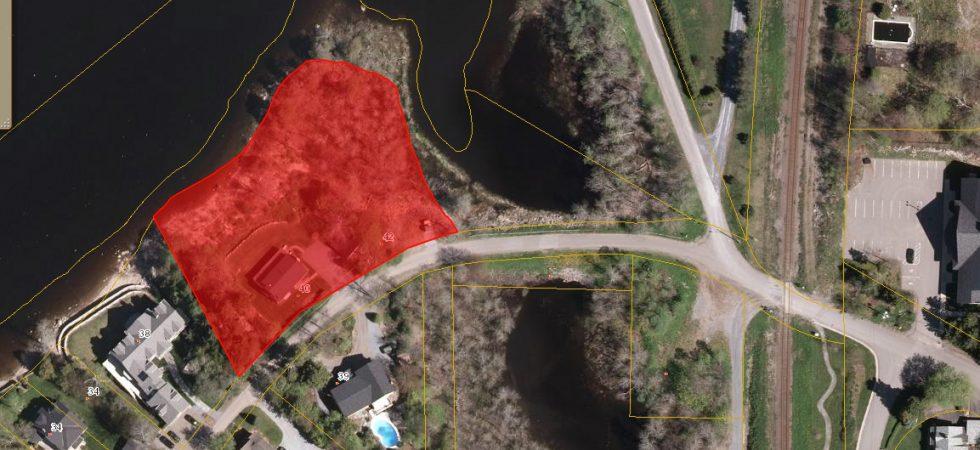 40 Rothesay Park Aerial