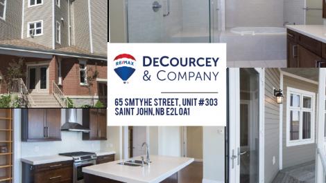 65 Smythe St., Unit #303-Saint John
