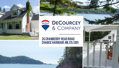 26 Cranberry Head Road, Chance Harbour 3D Model