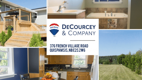 376 French Village Rd., Quispamsis