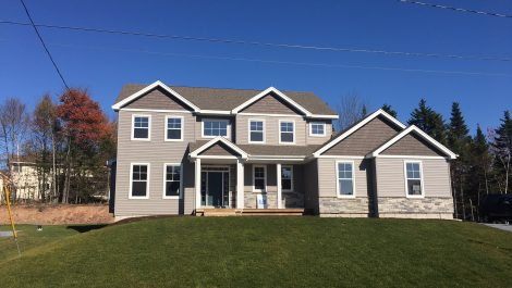 High Quality New Construction in Fabulous Neighbourhood! 40 Westminster Dr., Quispamsis