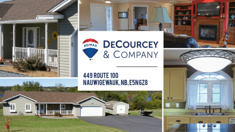 Custom Designed Open Concept Waterfront Home! 449 Route 100, Nauwigewauk