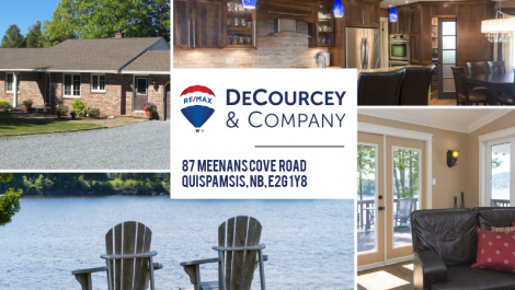 87 Meenans Cove Rd., Quispamsis