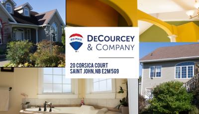 20 Corsica Court, Saint John 3D Model