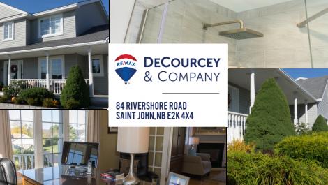 Stunning Decor – Riverviews! 84 Rivershore Dr. Saint John
