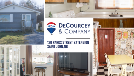 Ideal for 1st Time Home Buyer! 120 Parks St Ext., Saint John