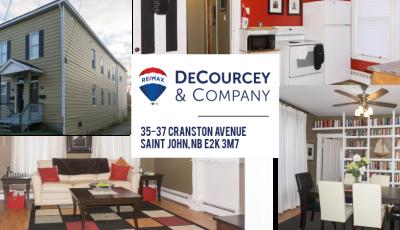 35-37 Cranston Avenue, Saint John 3D Model