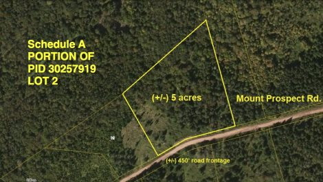 Hillside Lot With Riverviews! Mount Prospect Rd., Smithtown