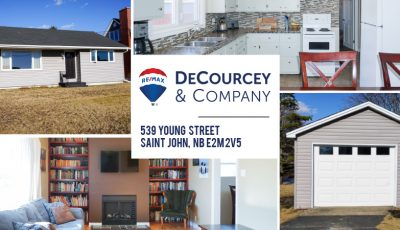 539 Young Street, Saint John 3D Model