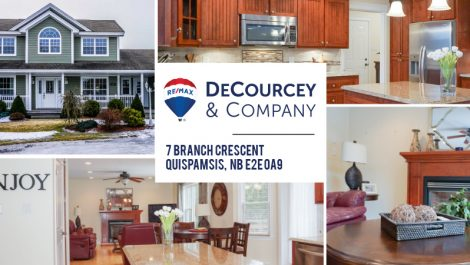 7 Branch Cres., Quispamsis