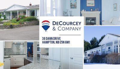 38 Dann Drive, Hampton 3D Model