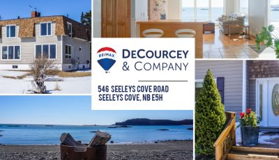 546 Seeleys Cove Road, Seeleys Cove 3D Model