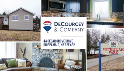 44 Cedar Grove Drive, Quispamsis 3D Model