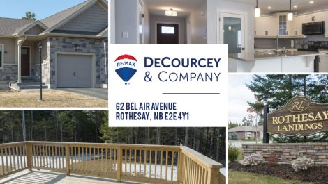 Easy & Comfortable Living! 62 Bel Air Ave., Rothesay