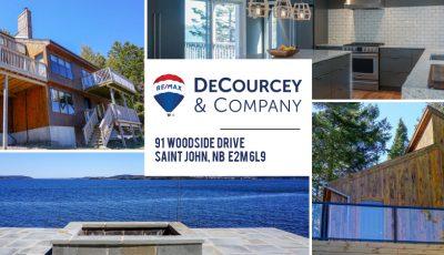 91 Woodside Drive, Saint John 3D Model