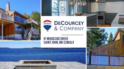 Riverfront! New Life in Major Renovations & Reconstruction! 91 Woodside Drive, Saint John