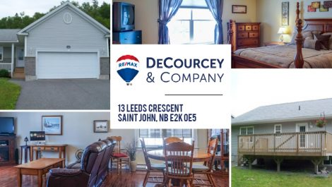 Traditional Twist & Move In Ready! 13 Leeds Cres., Saint John