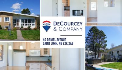 40 Daniel Avenue, Saint John 3D Model