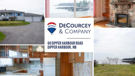 Waterfront… Vacation Year Round! 68 Dipper Harbour Rd., Dipper Harbour