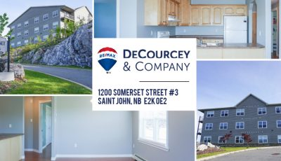 1200 Somerset St. Unit #3, Saint John 3D Model