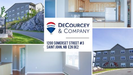 1200 Somerset St.-Unit #3, Saint John