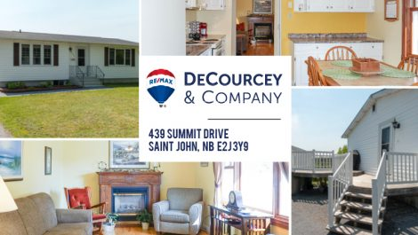439 Summit Dr., Saint John