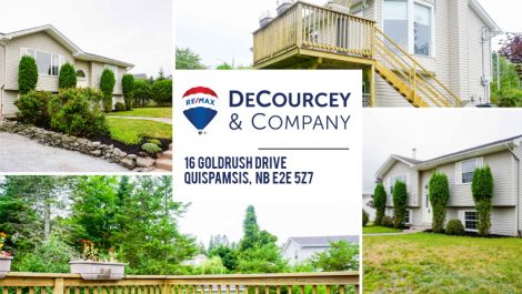 Move In Ready & All Appliances Included! 16 Goldrush Dr., Quispamsis