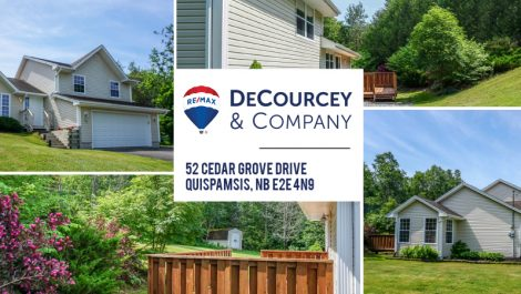 Open House Sun., July 15th 1-3 pm! Lots to Offer, Just Move-In! 52 Cedar Grove Dr., Quispamsis