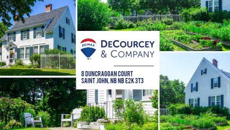 8 Duncraggan Ct., Saint John
