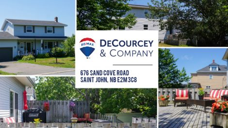 Family Functionality & 4 Bedrooms Up! 676 Sand Cove Rd., Saint John