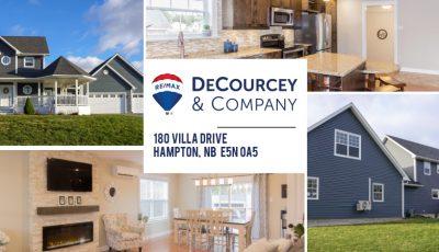 180 Villa Drive, Hampton 3D Model