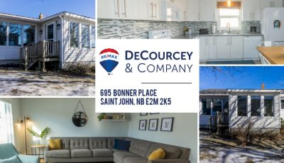 695 Bonner Place, Saint John 3D Model