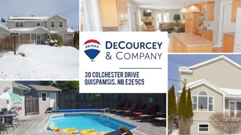 30 Colchester Dr., Quispamsis
