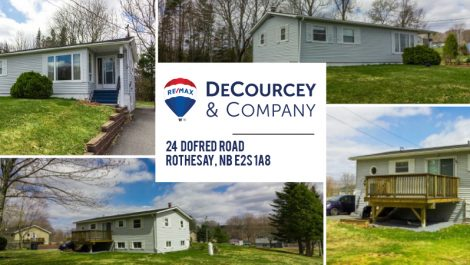 24 Dofred Rd., French Village-Rothesay