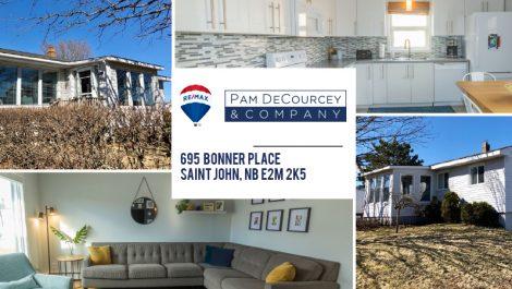 Awesome Value! Functional Space! 695 Bonner Pl., Saint John