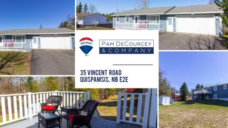 35 Vincent Rd., Quispamsis