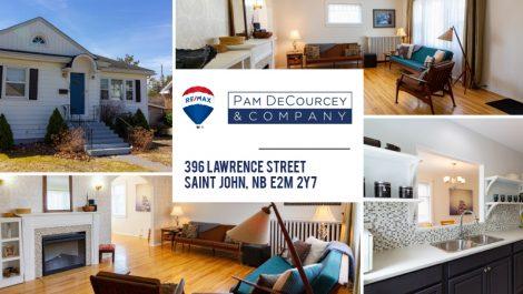 396 Lawrence St., Saint John