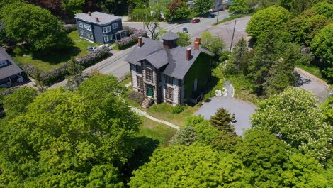Architectural Significance Luxurious & Livable! 62 Parks St., Saint John