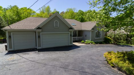 Open House Sun., June 23rd 1-3 pm! Classic Upscale Rancher! 3 College Hill Rd., Rothesay